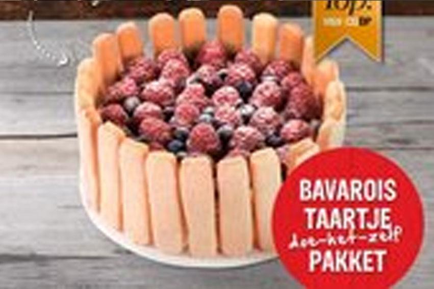 Maak Je Eigen Bavarois Taartje Met Vers Fruit!